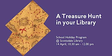 Free Treasure Hunt @ Scottsdale Library tickets