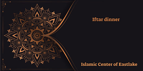 Iftar at Islamic Center of Eastlake boletos