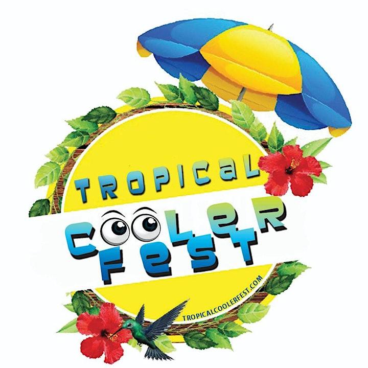 Tropical Cooler Fest Memorial Weekend image