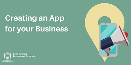 Creating an App for your Business tickets