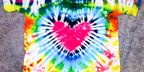Tie Dye Class - Ages 5-18 tickets