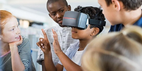 Discover Virtual Reality tickets