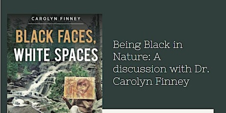 Being Black in Nature:  A Discussion with Dr. Carolyn Finney & Alex Bailey tickets