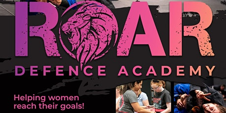 Woman's Self Defence Course (6 Week) tickets