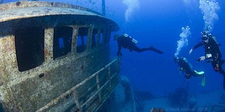 Wreck Diving FB Live ingressos