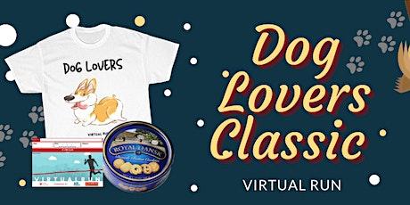 Dog Lovers Classic Virtual Run tickets