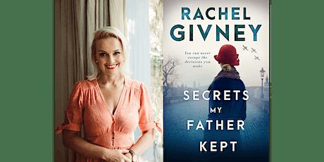 Library online: Rachel Givney presents 'Secrets My Father Kept' tickets