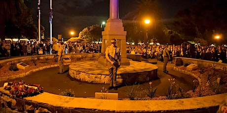 2021 Cronulla ANZAC Day Dawn Service tickets