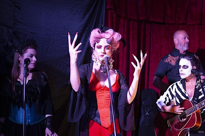 Kooky Spooky Cabaret Newcastle image