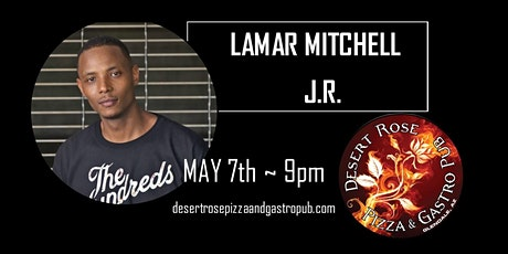 Comedy Night with Lamar Mitchell JR, Kiki Andersen-Desert Rose-Glendale AZ tickets