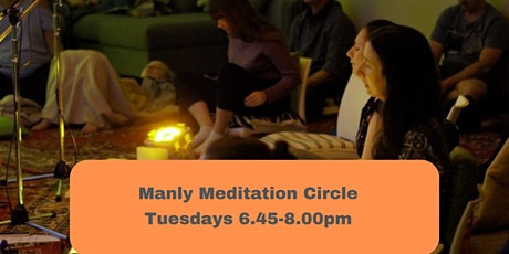 Manly Meditation Circle tickets