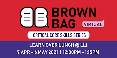 Brown Bag: Problem Solving - Using Health Coaching as An Example tickets