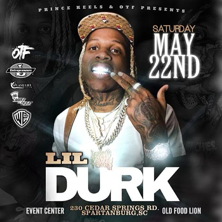 Lil Durk Invades SC For The First Time image
