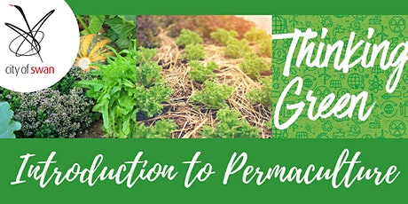 Thinking Green: Introduction to Permaculture (Baskerville) tickets