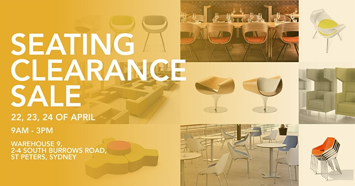 Seating Clearance sale image