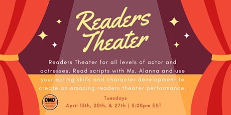 Readers Theater tickets