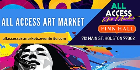 All Access Art Market: Finn Hall tickets