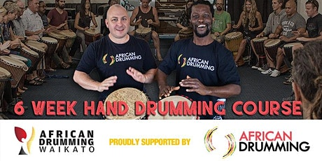 6 Week African Hand Drumming Course tickets