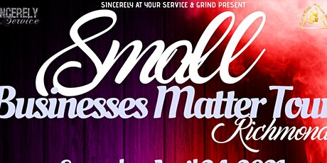 Small Businesses Matter Tour Richmond tickets