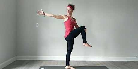 Free Virtual Power Yoga with Brittany — Seville entradas