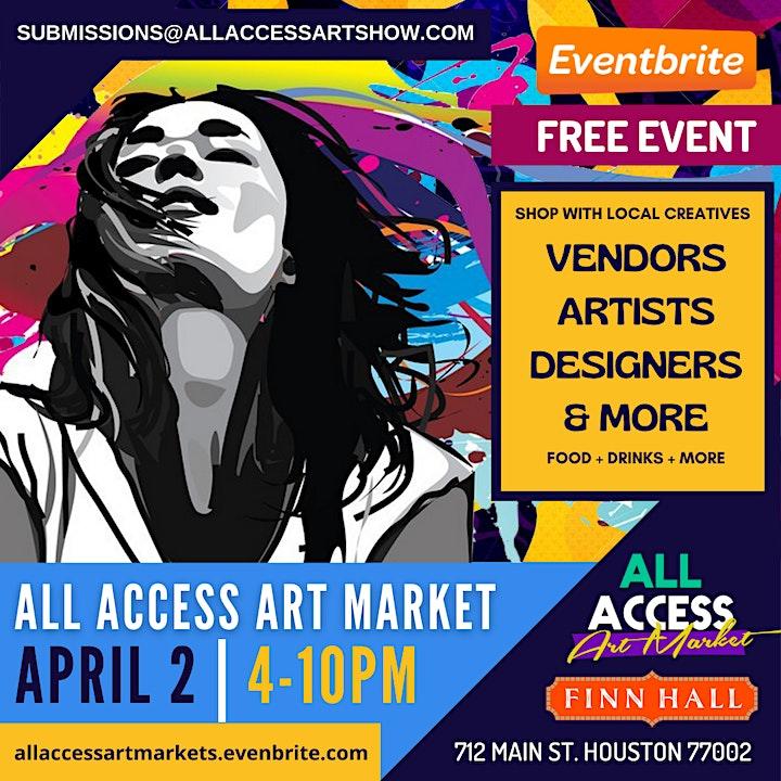 All Access Art Market: Finn Hall image