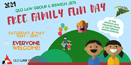 QLD Law Group FREE Family Fun Day tickets