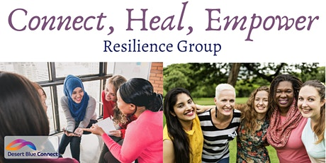 Connect, Heal, Empower - Resilience Group tickets