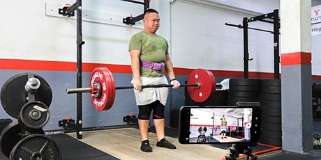 Online Powerlifting Meet by Hygieia Strength & Conditioning tickets