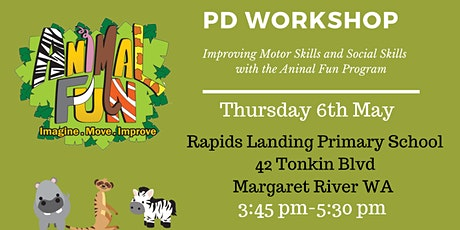 Animal Fun PD Workshop: Margaret River Event tickets
