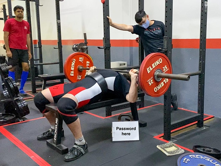 Online Powerlifting Meet by Hygieia Strength & Conditioning image