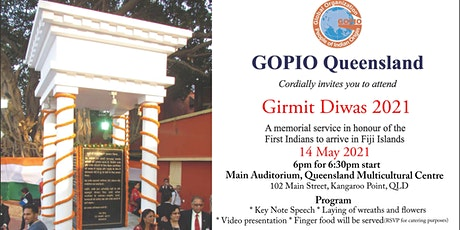 Girmit Diwas 2021 tickets