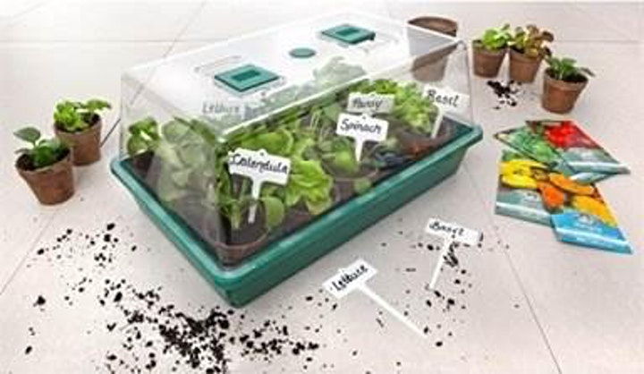 Your Space Garden Workshop image