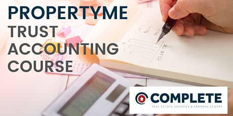 PropertyMe Trust Accounting Course tickets