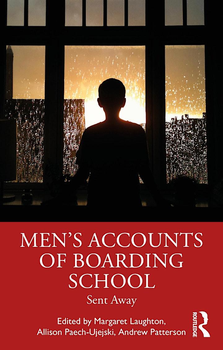 Book Launch: Men's Accounts of Boarding School image