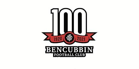 Bencubbin Football Club 100 year celebration tickets