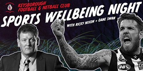 Dane Swan & Ricky Nixon tickets