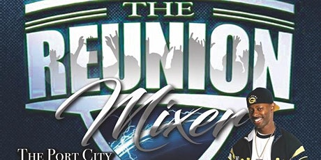 The Reunion Mixer  w/DJ JUBILEE & DJ CHICO tickets