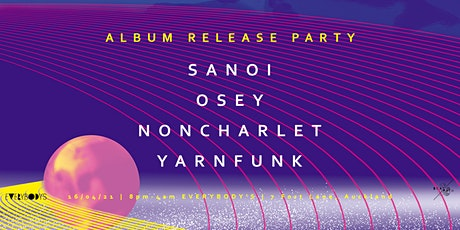Sanoi  Album Release Party tickets