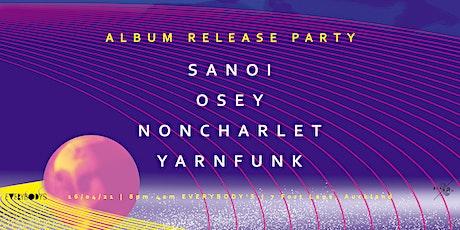 Sanoi  Album Release Party tickets