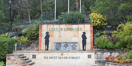 2021 Woronora  ANZAC Day Dawn Service tickets