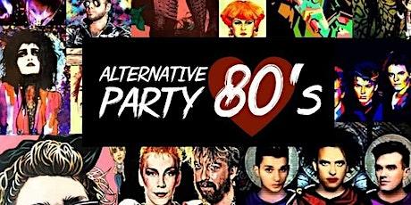 ALTERNATIVE '80s PARTY tickets