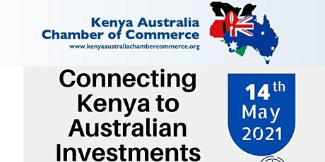 KACC BUSINESS BREAKFAST  : Connecting Kenya to Australian Investments tickets