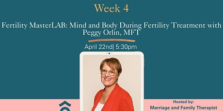 Fertility MasterLAB: Emotional Health During Fertility Treatment tickets