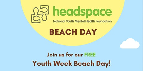 headspace Beach Day tickets