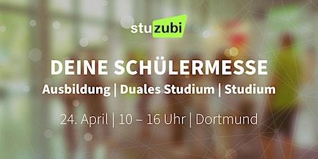 Stuzubi Dortmund - Karrieremesse zur Berufsorientierung billets