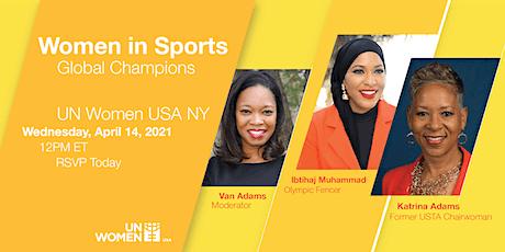 Women in Sports: Global Champions tickets