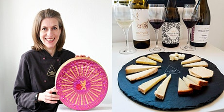 The Harmony of Continental Cheese and Wine entradas