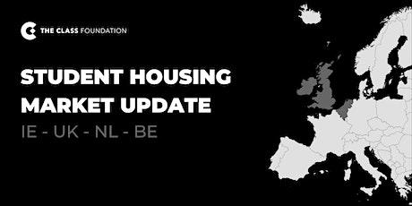 Student Housing Market Update - Western Europe tickets