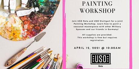 Mill Spouse Painting Workshop entradas