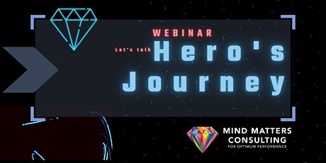 Hero's Journey Webinar tickets